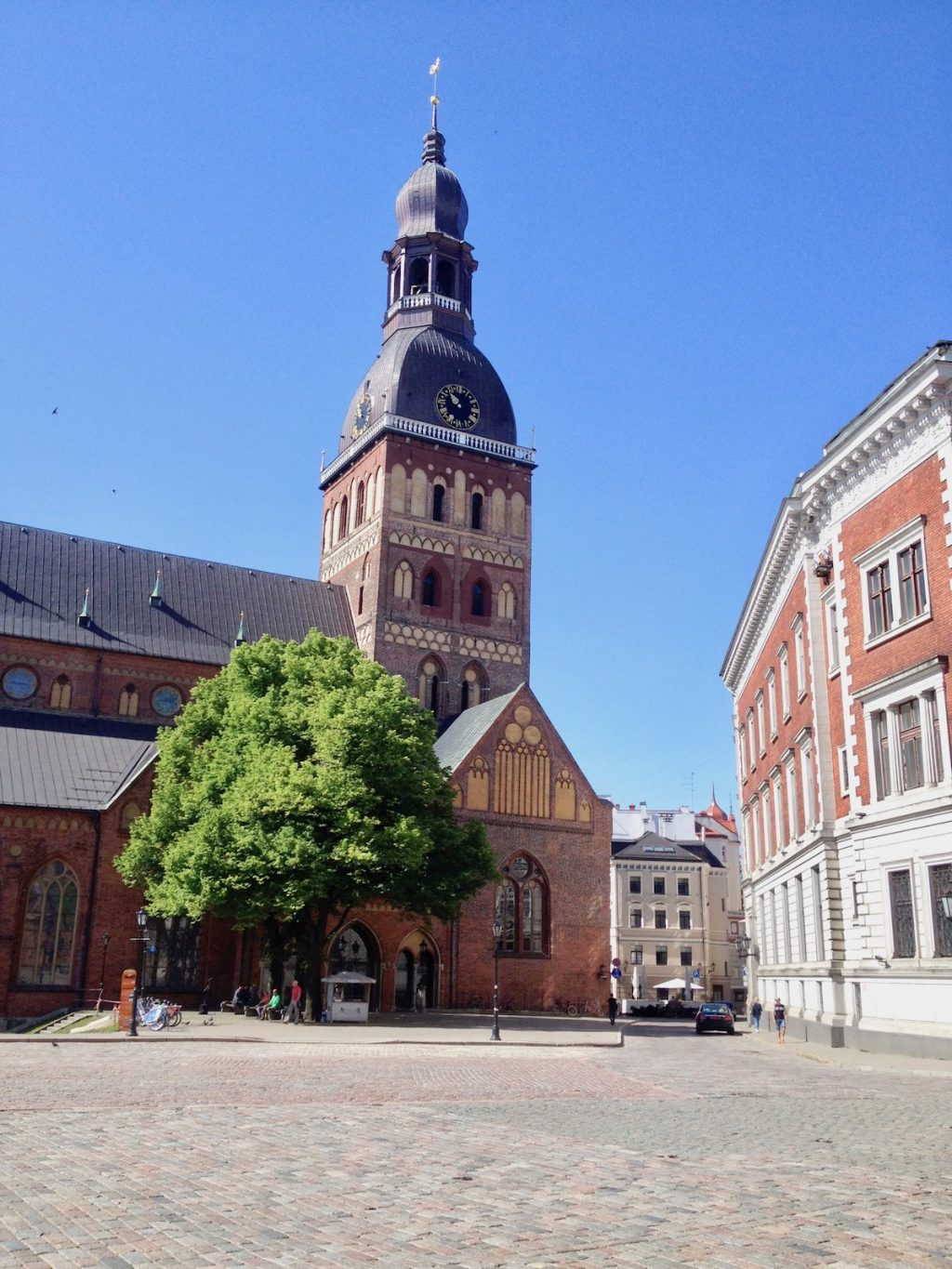 St Jamess Cathedral Riga